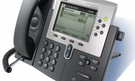 Telefono cisco 7960
